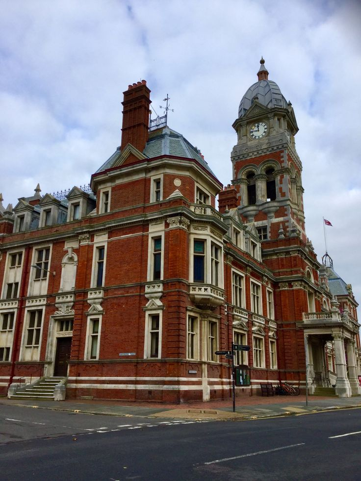 Eastbourne Town Hall 2