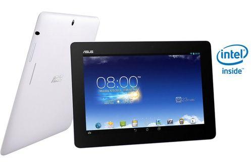 "Tablette tactile Asus MeMo Pad ME302C-1A003A 10"" BLANC prix promo Darty 326.90 € TTC"