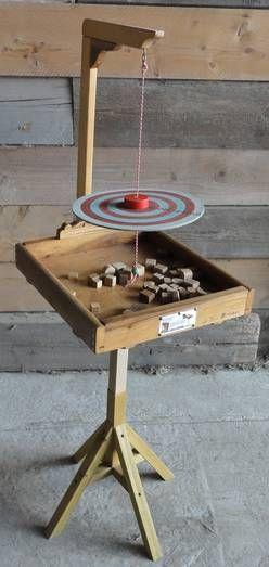 Jeux d'autrefois - Location jeux anciens en bois à Mérignies dans le Nord Pas de Calais