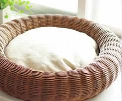 Картинки по запросу 猫 ベッド ラタン