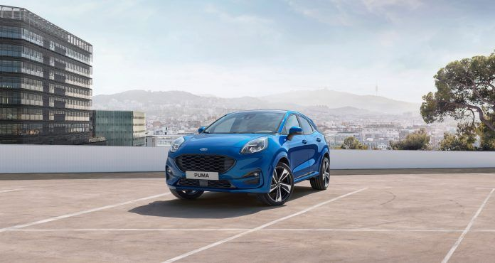 The New Ford Puma Crossover Ford Crossover Hibrit