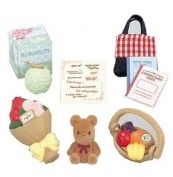 "Epoch Sylvanian Families Sylvanian Family Doll ""Presents Set H-18cm"