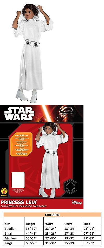 Halloween Costumes: Rubie S Costume Star Wars Classic Princess Leia Deluxe Child Costume, Large -> BUY IT NOW ONLY: $33.4 on eBay!