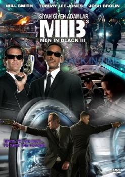 Siyah Giyen Adamlar 3 - Man In Black 3 2012 - DVDRip XVid Türkçe Dublaj - Tek link Indir