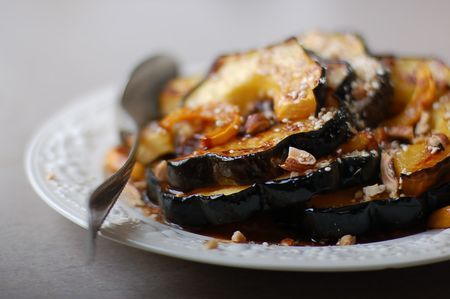 acorn squash with browned butter | Vegetables: Fall and Winter ...