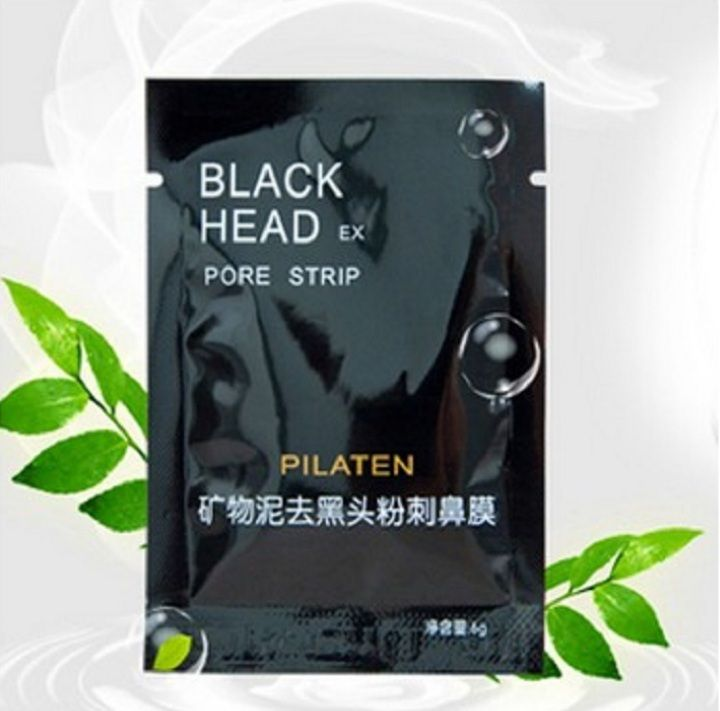 US $0.43 NEW Quality Black Mask activated charcoal Deep Cleansing Nose Pores Anti Acne treatment Women Men aliexpress.com