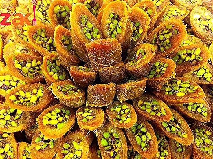 Pin By Dallas Waelchi On أطباق رمضان Fruit Pandan Food