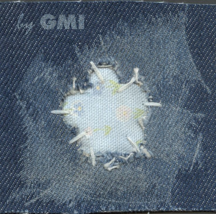 reverse applique and #engraving on jeans. by GMI