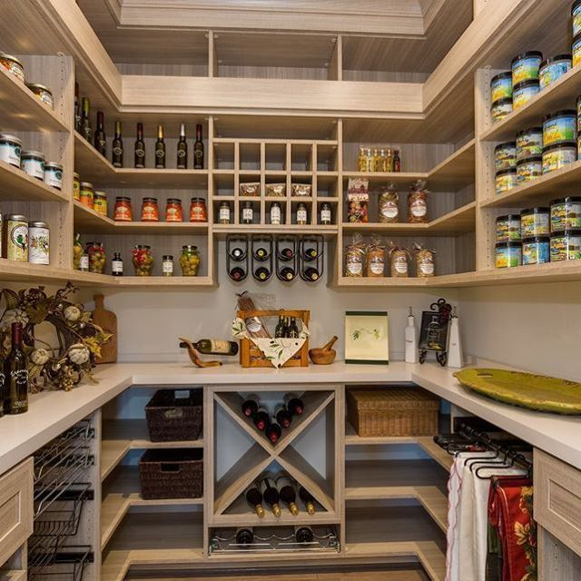 20 Eye Catching Under Stairs Wine Storage Ideas: 20+ Mind-blowing Kitchen Pantry Design Ideas For Your
