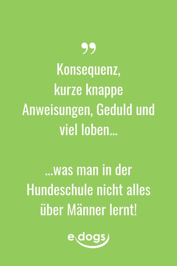 Hundeliebe – Spaß – Männer – Hundezitate – edogs.de