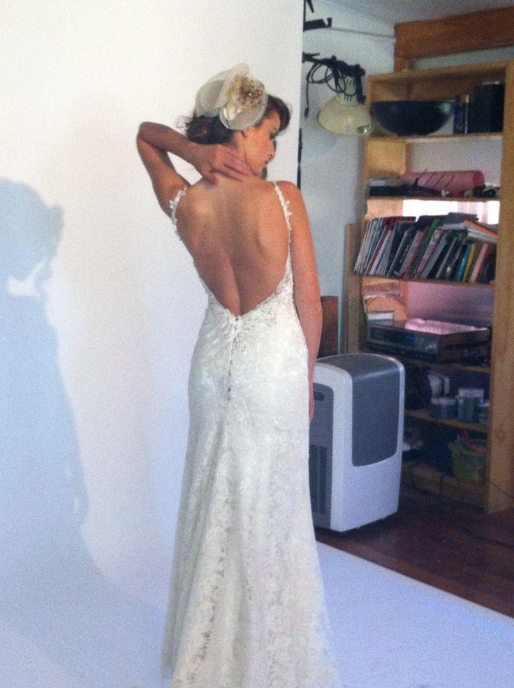 Vestido sin espalda ammancilla@gmail.com. BACKSTAGE sesion fotográfica