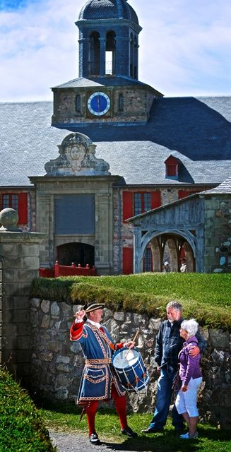 Fortress of Louisbourg, Cape Breton, Nova Scotia