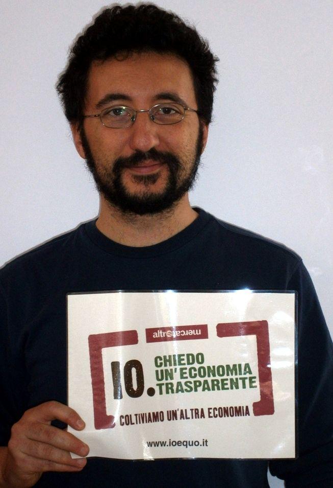 P. Raitano - Dir. Altreconomia  http://www.altromercato.it/ioequo/sostenitori