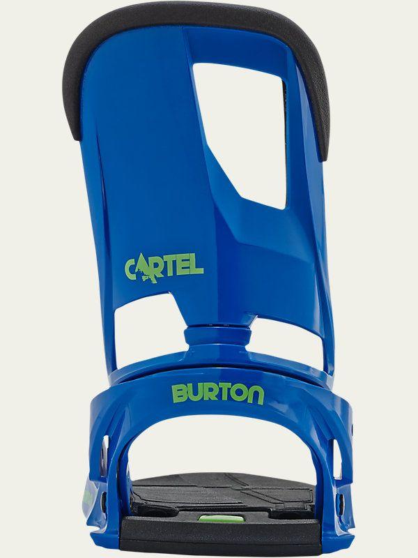 Burton Cartel Snowboard Binding #Burton #Snowboarding #バートン #スノーボーディング #ビンディング