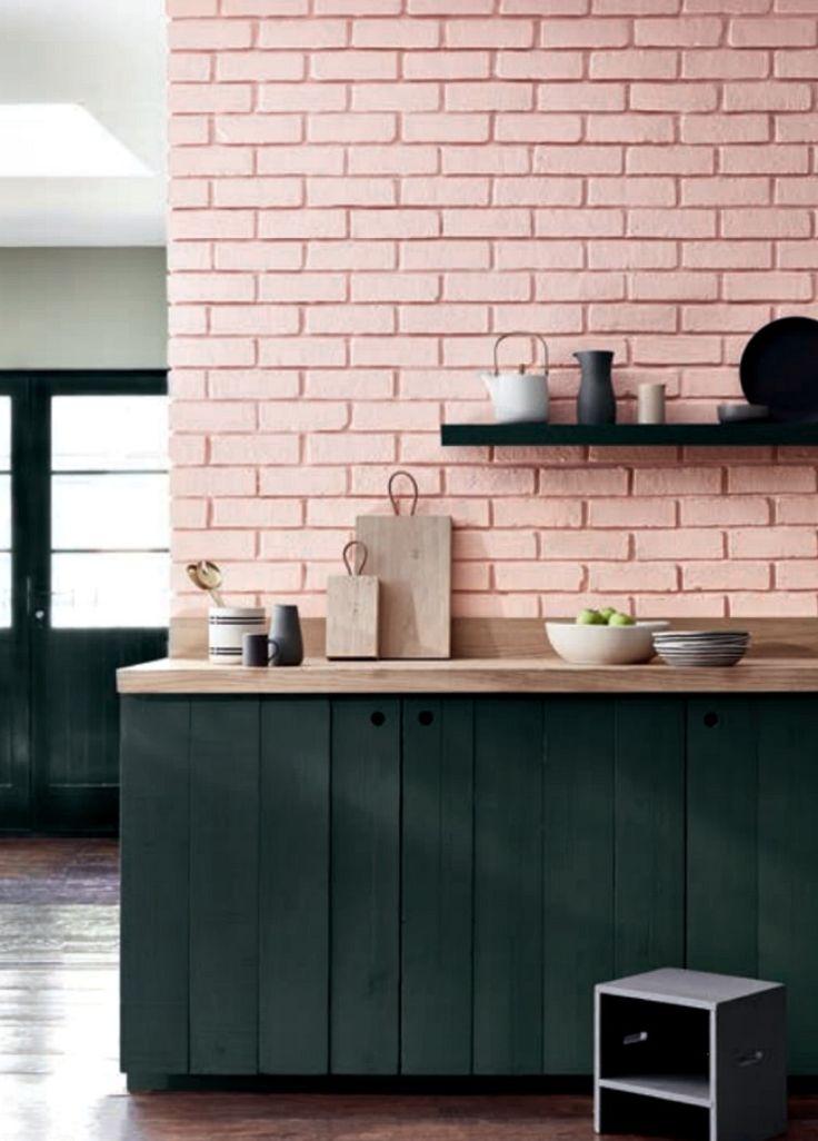 Yli tuhat ideaa Küche Deko Pink Pinterestissä Küche deko antik - küche spritzschutz selber machen