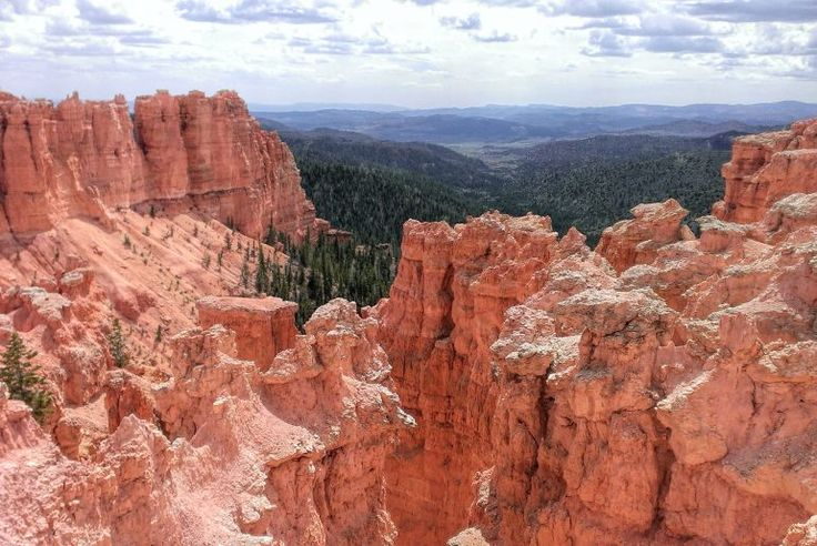 Grandview Trail #66, Dixie National Forest, Utah