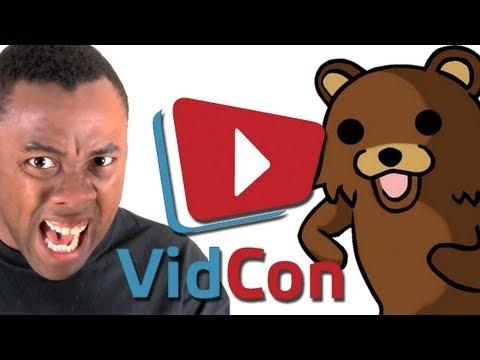 VIDCON CREEPERS! Black Nerd RANTS