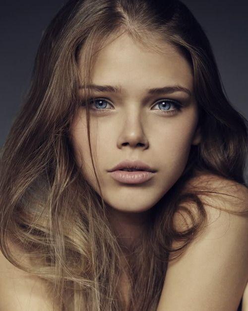 Beautiful blue eyed girl. natural beauty #prettyeyes ...Pretty Girls With Pretty Eyes Tumblr