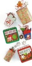 Holiday Treat Containers from The Christmas Tree Shops $4.99