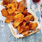Een heerlijk recept: Chips van zoete aardappelen