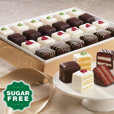 11 best sugar free images on pinterest sugaring at home and sugar free gifts made in our own bakery using the same time tested tradition as our original petits fourswithout the sugar negle Choice Image