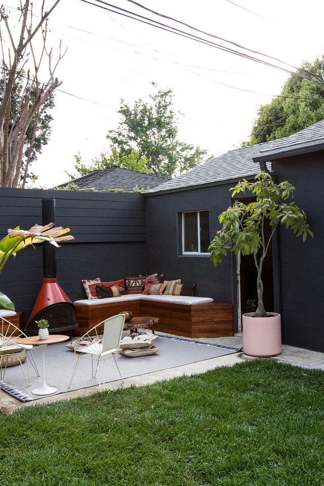 389 best patio plans images on pinterest - Patio Seating Ideas