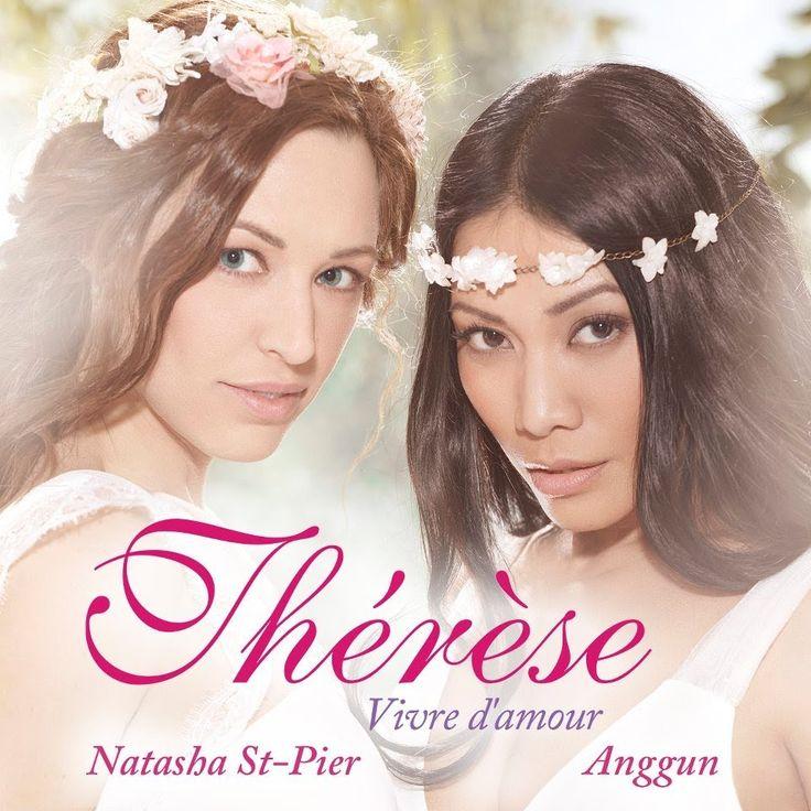 Natasha St-Pier & Anggun - Vivre D'amour