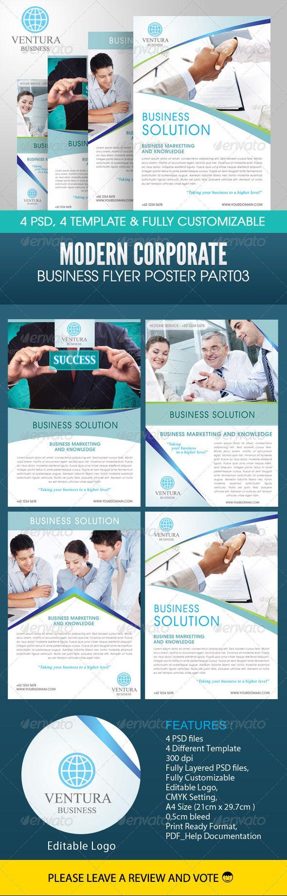 best images about brochure design business flyer modern corporate business flyer poster part 03