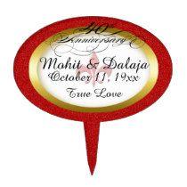 Personalized wedding 40th wedding anniversary and wedding anniversary