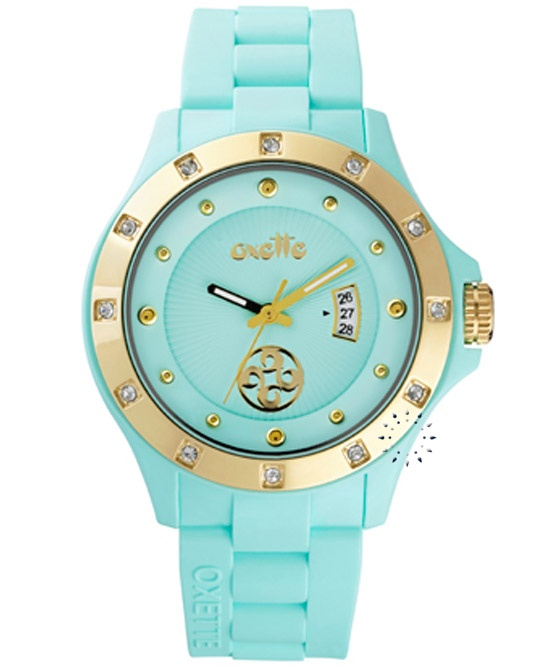 Oxette Pop Turquoise Rubber Strap Μοντέλο: 11x75-00074 Η τιμή μας: 86€ http://www.oroloi.gr/product_info.php?products_id=33249