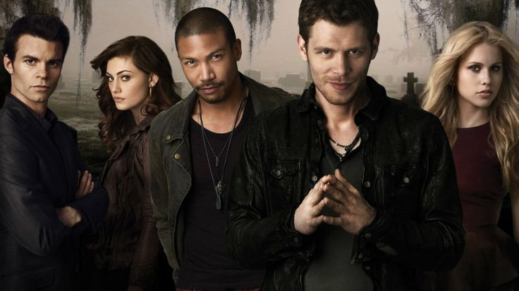 The Originals - i haven't started watching this yet, but I really want to!