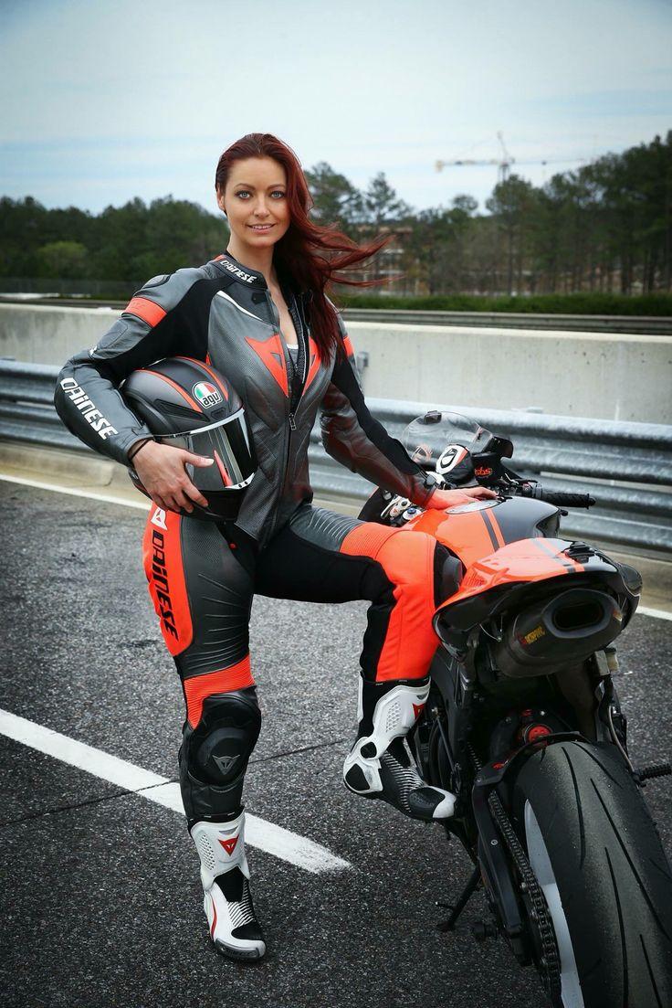 Hot racing girl outfit 9