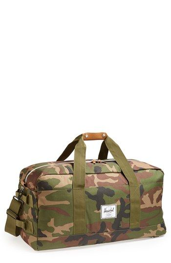 Herschel Supply Co. 'Outfitter' Duffel Bag available at #Nordstrom