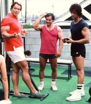 Real Height of Sylvester Stallone | ... , or how tough ...