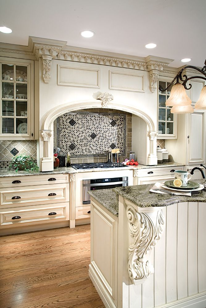 Old world kitchen design for the home pinterest for Old world style kitchen designs