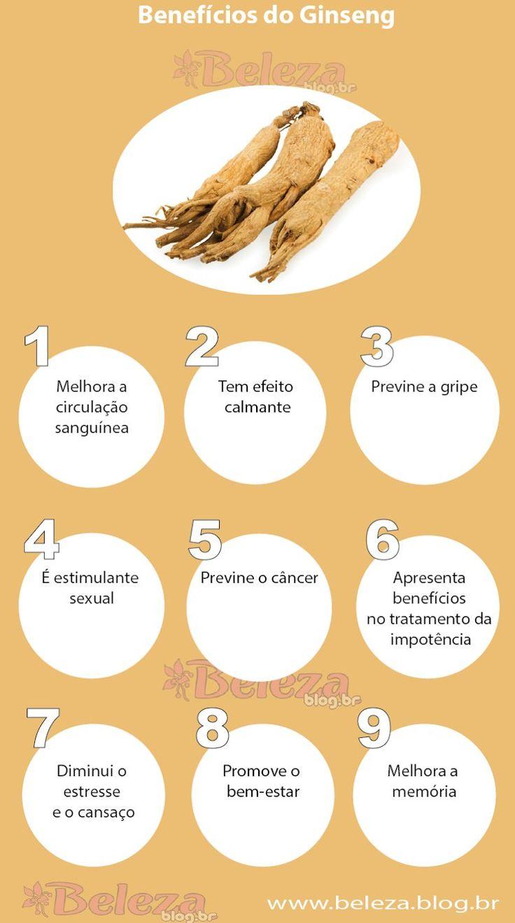 Beneficios Do Ginseng