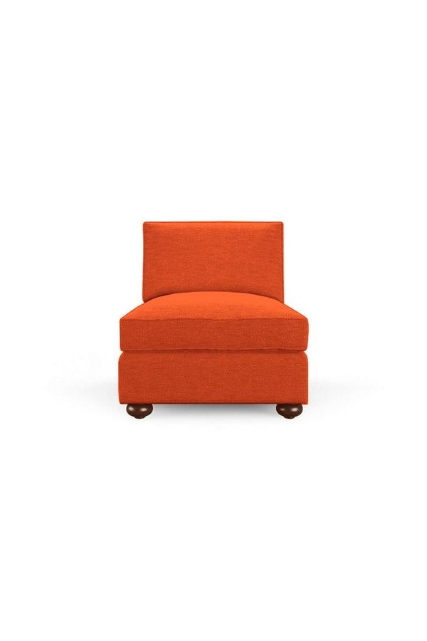 Oliver Armless Chair