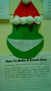 Great Christmas writing prompt!