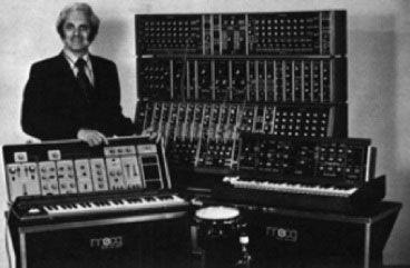 Robert Moog (foto: Wikimedia)