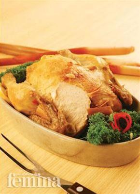 Femina.co.id: Ayam Kukus Kecombrang #resep #menudiet