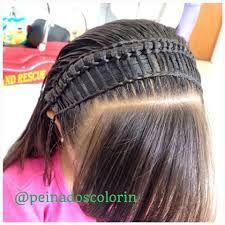 Resultado de imagen para peinadoscolorin