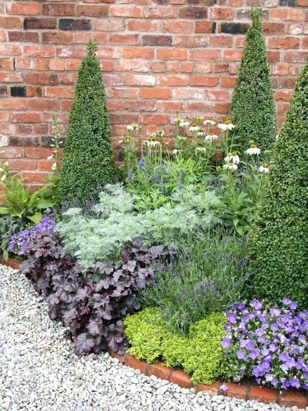 Shade Garden Design, Ideas For Low Maintenance Garden Borders