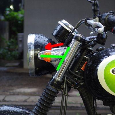 ファイター日報 - ストリートファイター系・ユーロ系バイクのカスタムパーツ販売店 カスタム ヘッドライト関連