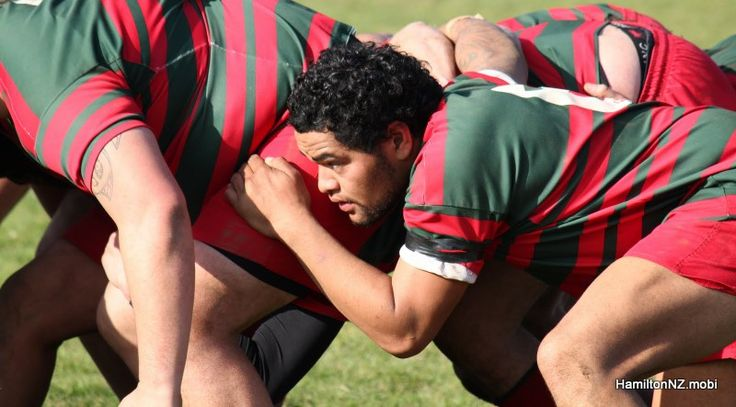 Saturday Rugby in #Hamilton #nz