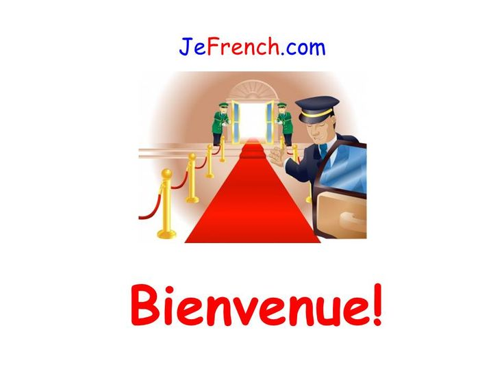 Learn French   Basic French Lessons