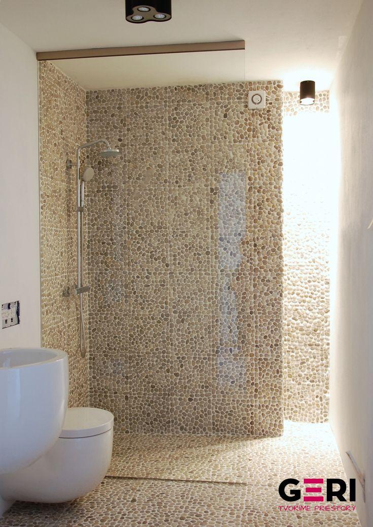 Sklenená sprchovacia zástena