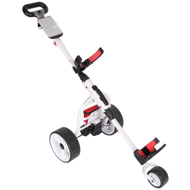 MOCAD - CHARIOT MOCAD 2.5 GRIS - Chariot de golf électrique