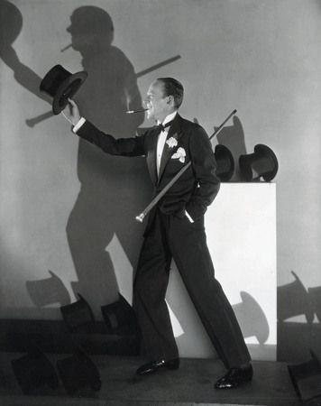 Эдвард Штайхен. Фред Астер.  1927.  © Joanna T. Steichen. Courtesy George Eastman House