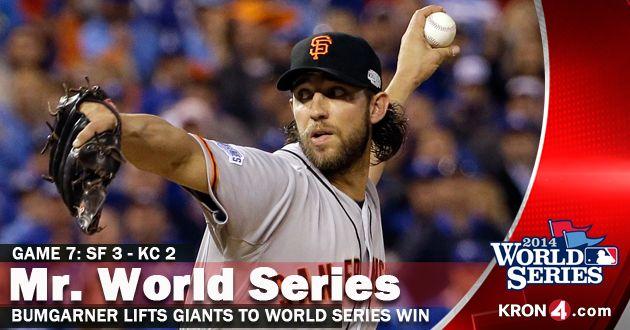 2014 World Series WINNERS!!!  SF GIANTS!!!