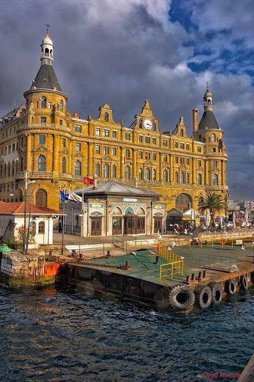Haydarpaşa, Istanbul, Turkey